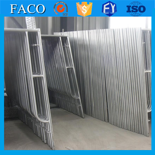 Brand new metal scaffold plank cuplock scaffold parts Tianjin factory