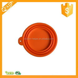 Non-toxic Collapsible Silicone Bowls and Collapsible Travel Water Bowl for Pets