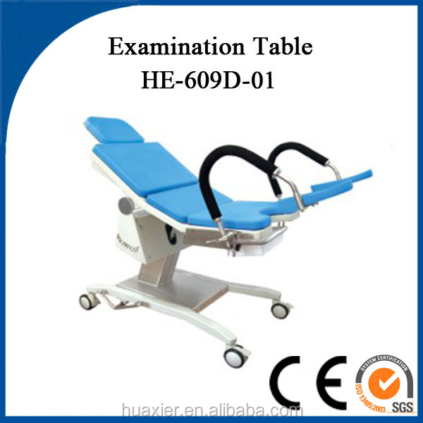 High Quality Medical Equipments Electric Hydraulic Gynecological Examining Table Obstetric Bed Operation Room Tables Suppliers