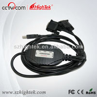 hot-selling industrial-grade usb to 2 rs232 cable driver