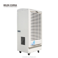 90L per day big capacity used industrial dehumidifier