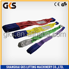 Webbing sling/Lifting Belt made of polyester material