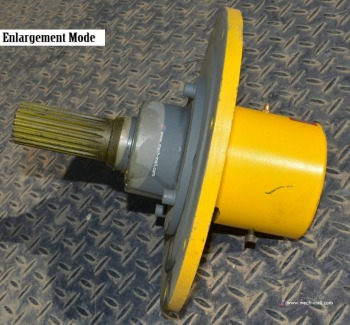 Tail end cap for Screw Conveyors