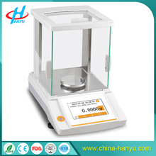 HY-FA-CM High precision digital electronic analytical 0.0001g laboratory balance touch screen