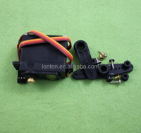 The word parts risdesign biped robot MG995/ / manipulator / remote control car /55G copper gear rudder