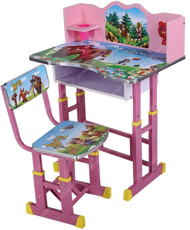 인체 공학적 디자인 만화 높이 조절 어린이 어린이 쓰기 테이블 ...