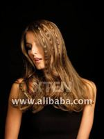 Hair Extensions - Feather Hair Tattoo extensions