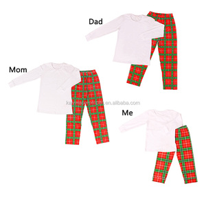 baby shirt ruffle pants girl outfit Christmas family pajamas boutique kids clothing wholesale