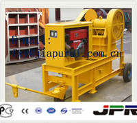 2015 hot sale stone jaw crusher diesel generators prices