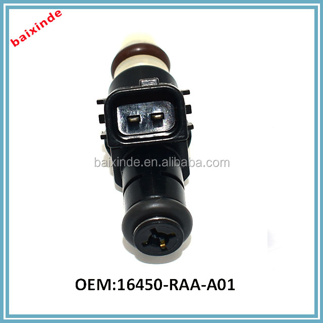 Auto Parts Original Petrol Fuel Injector Injection Nozzle For Japanese Car HONDA1 CR ACCO 2.0L 2.4L 16450-RAA-A01