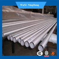 316L seamless stainless steel round pipe