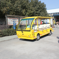 Electric Sightseeing Shuttle - 14 persons - City Minibus