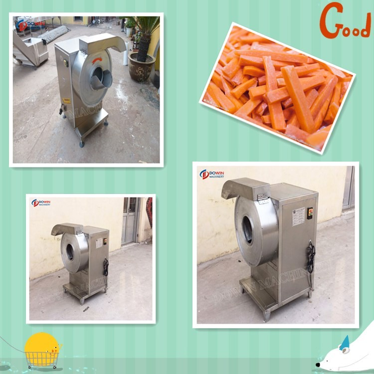 Commercial Onion Carrot Cabbage Cutting Machine Cut Vegetables Machine