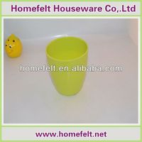 pink colour flower pot