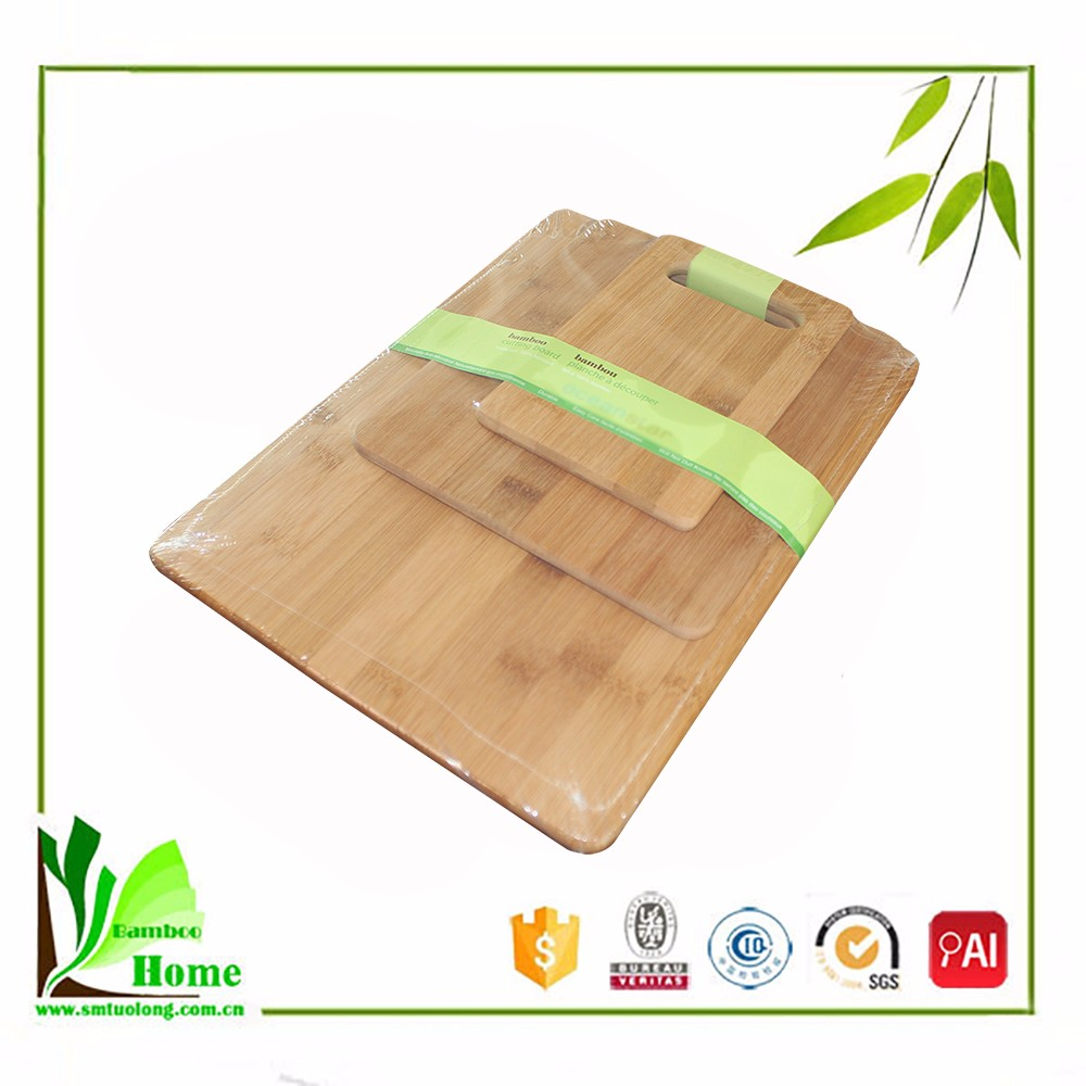 Customized high quality wholesale cutting boards <strong>bamboo</strong>