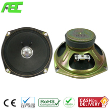 Wholesale 4.5 inch speaker parts 4ohm 5w micro car audio speaker