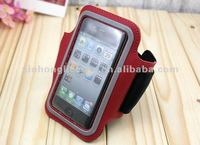 Armband case for iphone 4, armband cover for iPhone 4s