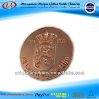 pure copper souvenir Coin
