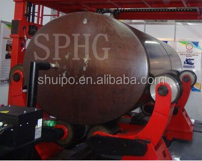 Industrial High Precision Pipe Welding Turning Rolls / Rotators Machine for Tank Welding