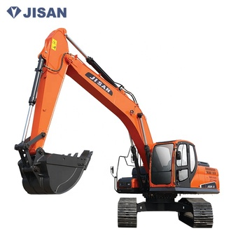 Cheap Price New Excavator for Sale, New JISAN Excavator JS200, good working condition, cheap price