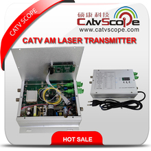 CATV AM LASER TRANSMITTER/optical repeater 1310nm/1550nm