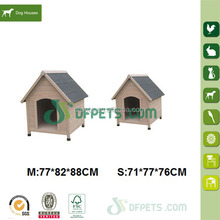 China wholesale Hot Sale natural wood Dog Kennel