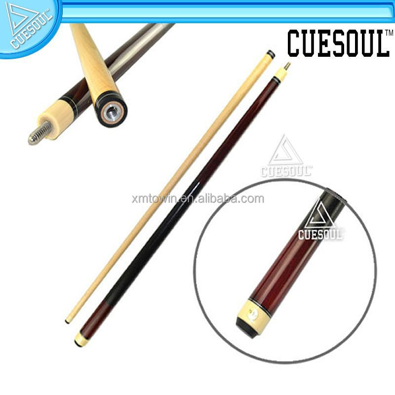 CUESOUL Cost-effective Canadian Maple Shaft Billiards Pool Cue