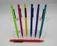 hot sale cheap good quality 0.5 or 0.7mm plastic mechanical pencil cheap