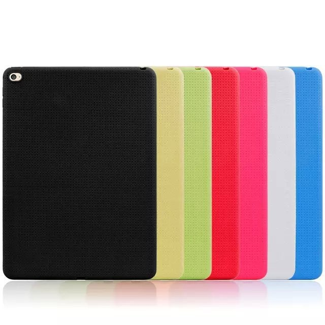 honeycomb Tablet case for ipad air 2 ;for ipad air 2 soft tpu case, stocked phone case for ipad air 2