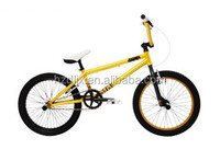 bmx new style Cr-Mo bycicle dirt jump/show bike manufacturer