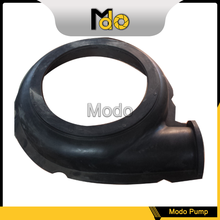 Gravel Pump Erosion Resistant Cover Plate Liner Pump Part