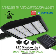 cUL UL 2016 High Quality High Pole LED Shoebox Light outdoor lighting IP65