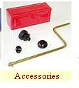 car accessories of roadside emergency kit