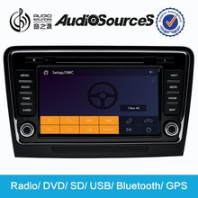 car dvd for skoda dvd android gps navigation with Compatible MP4/DVD/VCD/CD-ROM/CD-RW/DVD-ROM/MP3 format CD