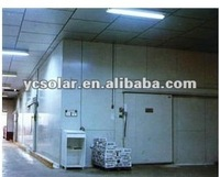 requirements for cold storage or fresh garlic in cold storage or building cold storage room