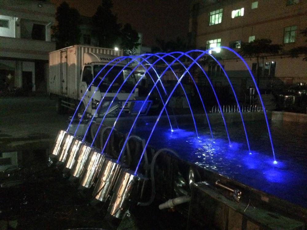 Laminar Jet Fountain Jumping Jets Garden Water Fountain In