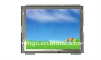 "17"" Open Frame LCD Monitor/Display/Panel with SAW/Resistive Touch Screen"