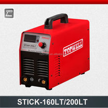 Heavy duty cycle 200 amp mma inverter arc welding machine