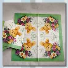 Wholesale fascinating animal print paper napkin/toilet tissue/party gift paper 2-3ply
