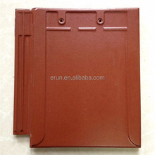 Jiangsu high strength color-coated portuguese clay roof tile for roof designs