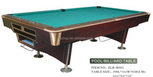 Haute - classe Return System Ball MDF billard / Table de billard, Luxe Table de billard avec balle auto - retour la balle systerm