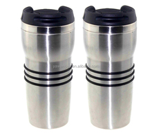 OEM Available Fashion Design Stainless Steel Metal Travel Mug/Coffee Thermal Mug Cup