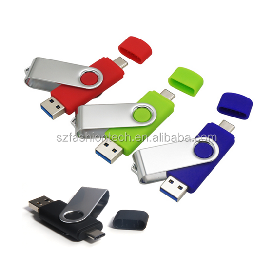 New products 2016 OTG USB Type C Flash Drive for macbook air