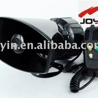 12V Car Alarm Siren With Microphone