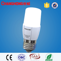 normal switch adjusting color temperature 5000k 3000k 4000k led bulb light