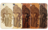 Hot New Products for 2016 Mobile Phone Protector Wood Case for iphone 6 Hard Case Wholesale