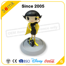Plastic pvc injection action figure custom anime action figure for promotional