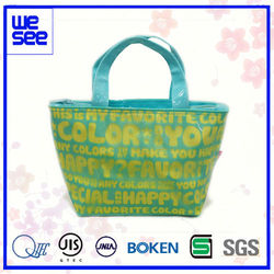 Newest trendy pvc tote bag