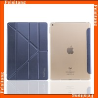 new materials with high quality pu cover for ipad air2 the equipment