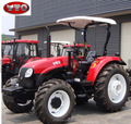 Alibaba wholesale reliable quality YTO ROPS tractor with 4 wheel drive